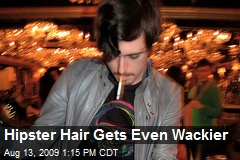 Hipster Hair Gets Even Wackier