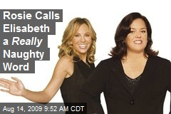 Rosie Calls Elisabeth a Really Naughty Word