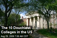 The 10 Douchiest Colleges in the US