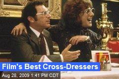Film's Best Cross-Dressers