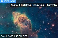 New Hubble Images Dazzle