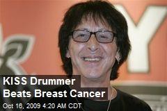 KISS Drummer Beats Breast Cancer