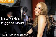 New York's Biggest Divas