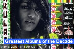 Greatest Albums of the Decade