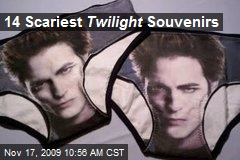 14 Scariest Twilight Souvenirs