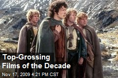 Top-Grossing Films of the Decade