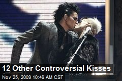 12 Other Controversial Kisses