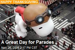 A Great Day for Parades