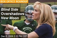 Blind Side Overshadows New Moon