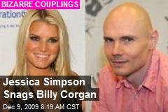 Jessica Simpson Snags Billy Corgan