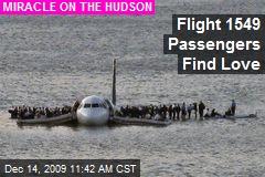 Flight 1549 Passengers Find Love