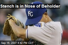 Stench is in Nose of Beholder