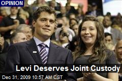 Levi Deserves Joint Custody
