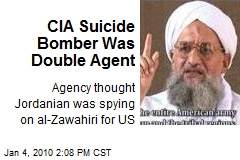CIA Suicide Bomber Was Double Agent