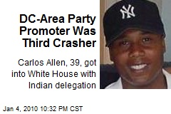 DC-Area Party Promoter Was Third Crasher