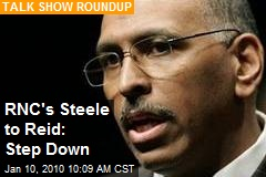 RNC's Steele to Reid: Step Down
