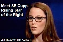 Meet SE Cupp, Rising Star of the Right