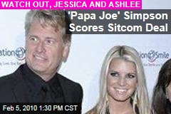 'Papa Joe' Simpson Scores Sitcom Deal