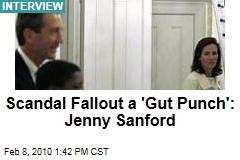 Scandal Fallout a 'Gut Punch': Jenny Sanford