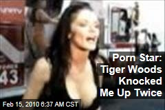 Porn Star: Tiger Woods Knocked Me Up Twice