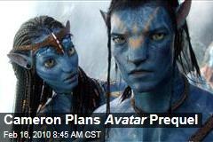 Cameron Plans Avatar Prequel