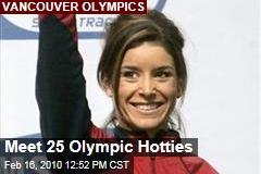 Meet 25 Olympic Hotties