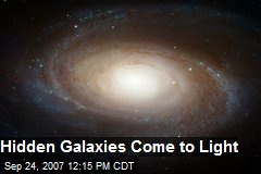 Hidden Galaxies Come to Light