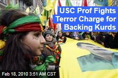 USC Prof Fights Terror Charge for Backing Kurds