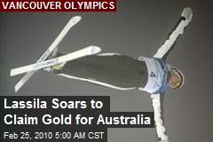 Lassila Soars to Claim Gold for Australia
