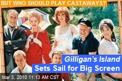 Gilligan's Island Sets Sail for Big Screen