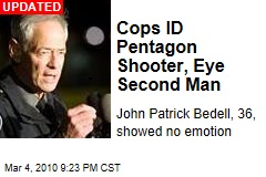 Cops ID Pentagon Shooter, Eye Second Man