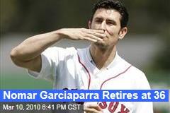 Nomar Garciaparra Retires at 36