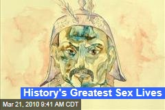 History's Greatest Sex Lives