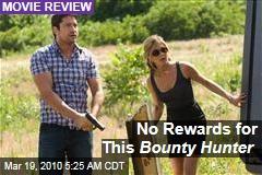 No Rewards for This Bounty Hunter