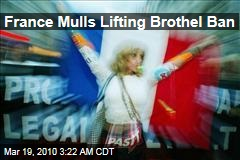 France Mulls Lifting Brothel Ban