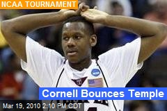 Cornell Bounces Temple