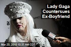 Lady Gaga Countersues Ex-Boyfriend