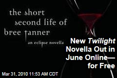 New Twilight Novella Out in June Online— for Free