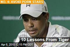 10 Lessons From Tiger