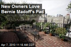 New Owners Love Bernie Madoff's Pad
