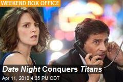Date Night Conquers Titans