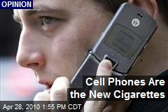 Government must inform us of cell phone risk