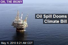 Spill leaves energy bill in trouble - Jeanne Cummings and Manu Raju - POLITICO.com