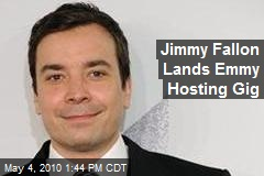 Jimmy Fallon to host Emmys, edging out Justin Timberlake | Gold Derby | Los Angeles Times