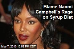 Naomi Campbell's maple madness | Emily Hill | Comment is free | guardian.co.uk