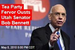 Utah Senator Bob Bennett Loses GOP Nomination