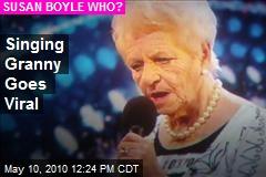 Singing Granny Goes Viral