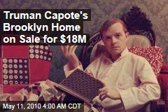 Truman Capote's Brooklyn Home on Sale for $18M