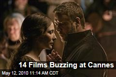 14 Films Buzzing at Cannes