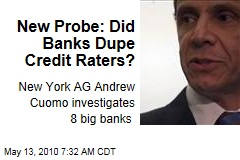 NY's AG Cuomo Investigates 8 Major Banks